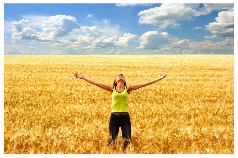 Притча о счастье - свобода