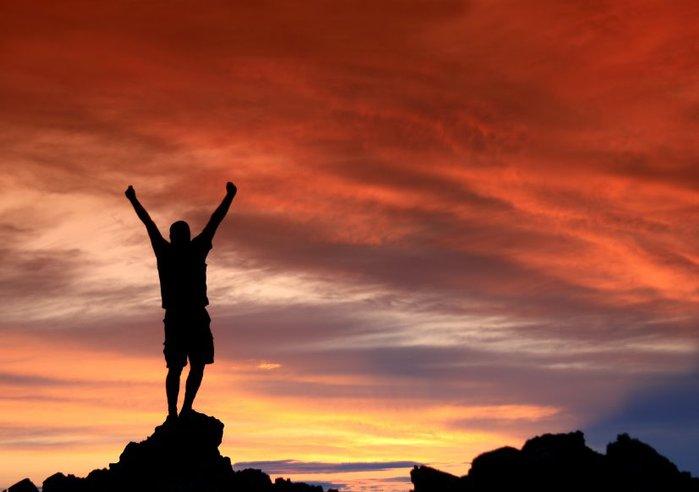 Притча о счастье - победа